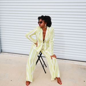 Candy Stripes 3 Piece Suit set
